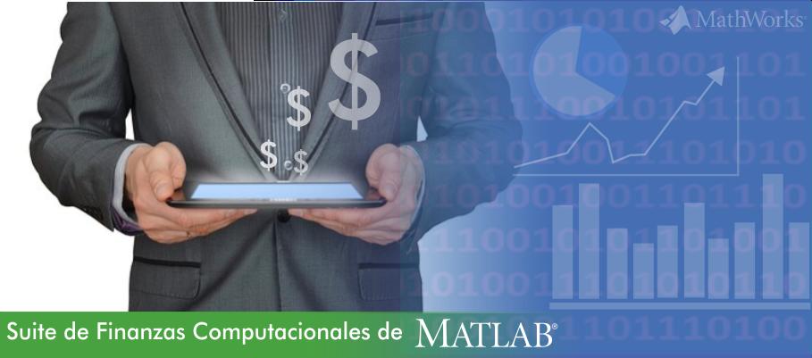 Suite de Finanzas Computacionales de MATLAB