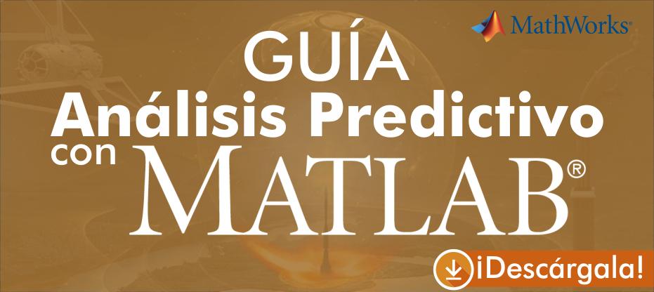Guía de Análisis Predictivo de MATLAB