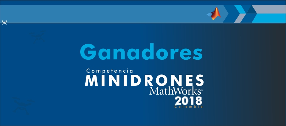 Minidrones_MathWorks_Competition_2018