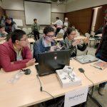 Minidrones_competencia_MathWorks_2018
