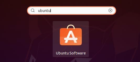 Software-Ubuntu