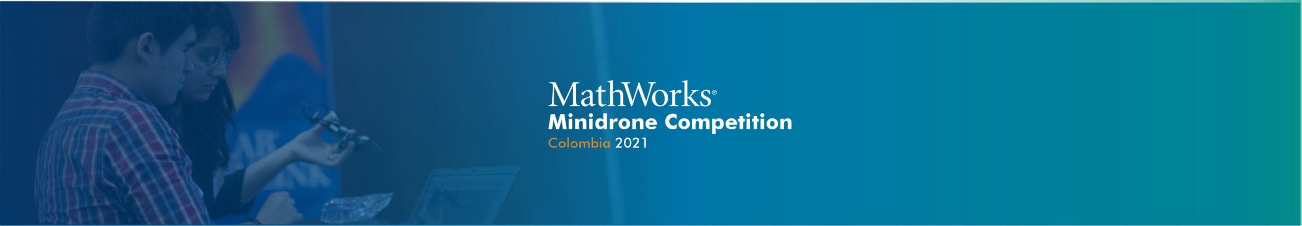 MathWorks Minidrone Competition